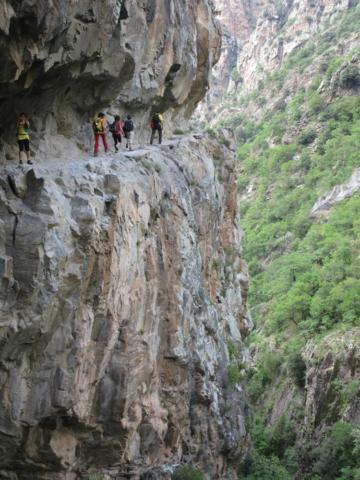 Travessa Vallter - Toès 3 - Diumenge, 5 de juny de 2016