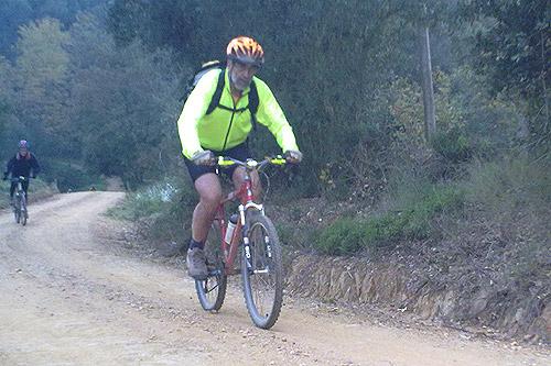 Sortida amb bicicleta a Brunyola 4 - Diumenge, 7 de novembre de 2010
