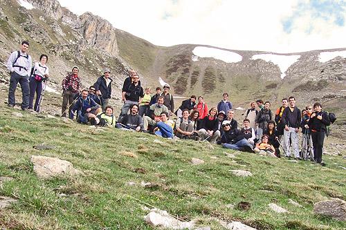Travessa Vallter - Toès. Homentage a Francesc Sala 1 - Diumenge 13 de juny de 2010