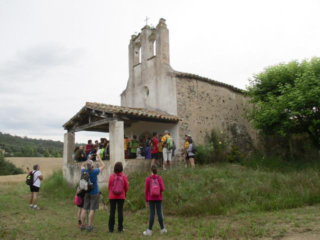 2a etapa del camí de Sant Jaume 2 - Diumenge, 12 de juny de 2016