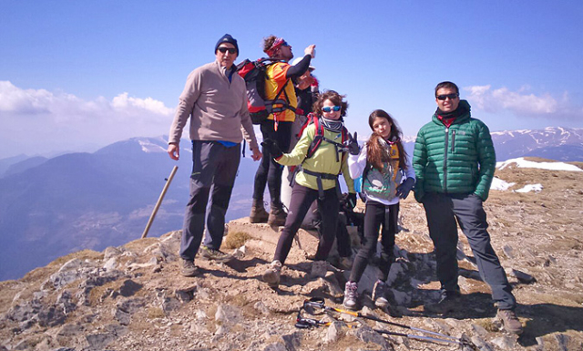 Serra Cavallera 1 - Diumenge, 13 de març de 2016