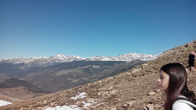 Serra Cavallera 2 - Diumenge, 13 de març de 2016