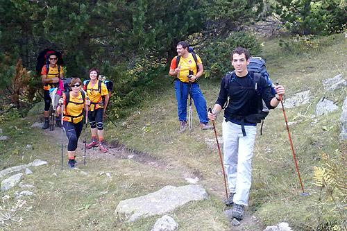 Sortida al Monturull (Andorra) 1 - Dissabte 16 i diumenge 17 d'octubre de 2010