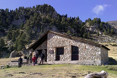 Sortida al Monturull (Andorra) 4 - Dissabte 16 i diumenge 17 d'octubre de 2010