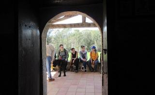 1a etapa del camí de Sant Jaume: Caldes- Sant Romà de Brunyola 2 - Diumenge, 3 d'abril de 2016