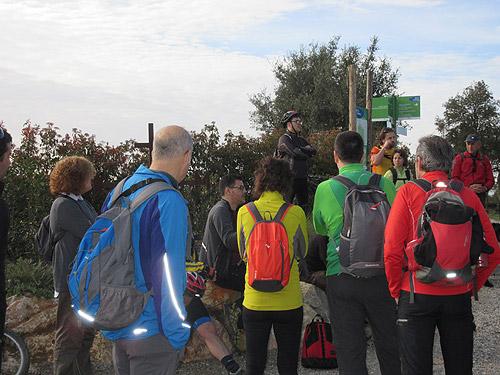 1a etapa del camí de Sant Jaume: Caldes- Sant Romà de Brunyola 3 - Diumenge, 3 d'abril de 2016