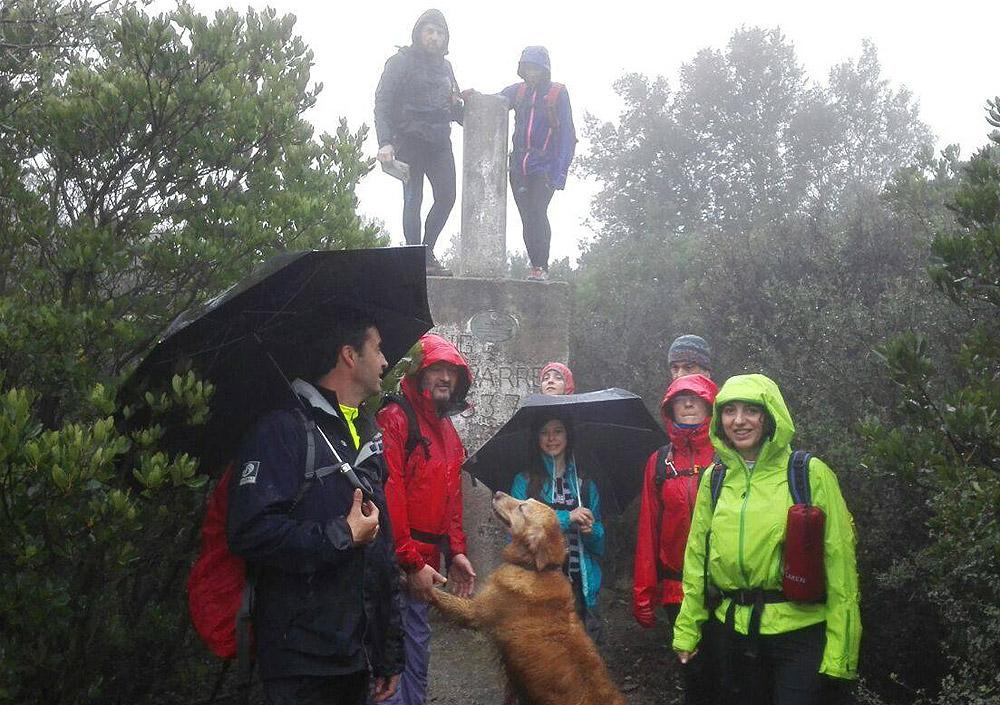 Puig d'Arques 3 - Diumenge, 20 de març de 2016