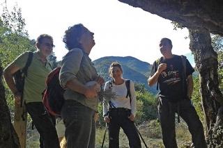Ruta de les pedreres (La Cellera de Ter) 3 - Diumenge, 27 d'octubre de 2013