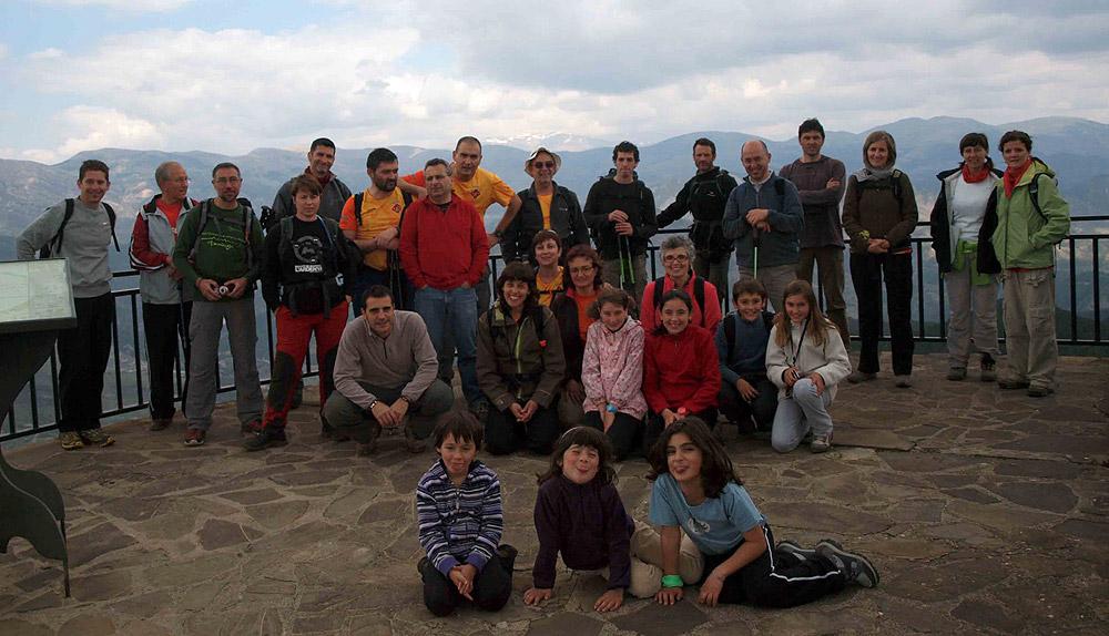 Sortida al Catllaràs 3 - Diumenge, 17 d'abril de 2011