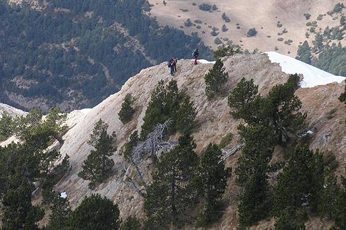 Gallina Pelada (serra d'Ensija) 4 - Diumenge, 1 d'abril de 2012