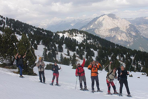 Gallina Pelada (serra d'Ensija) 5 - Diumenge, 1 d'abril de 2012