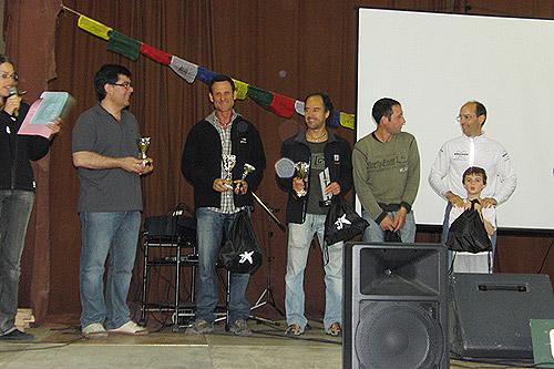 Cloenda de la Copa Catalana de Raquetes 2010 2