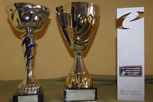 Cloenda de la Copa Catalana de Raquetes 2010 3
