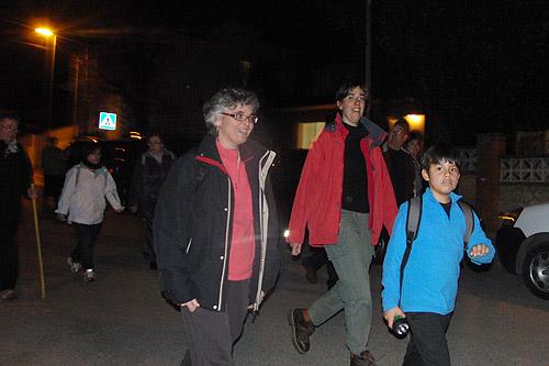 Sortida nocturna 1 - Dissabte, 19 de febrer de 2011