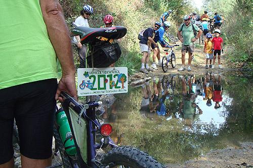 Pedalada contra el canvi climàtic 2 - Diumenge, 23 de novembre de 2012