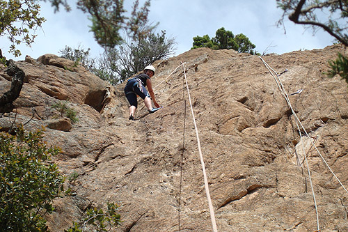 Escalada 2 - Diumenge 30 de maig de 2010