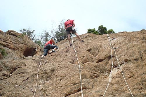 Escalada 3 - Diumenge 30 de maig de 2010