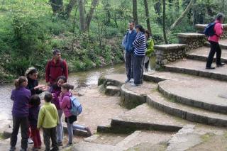 Castell de Farners 1 - 18 d'abril de 2010