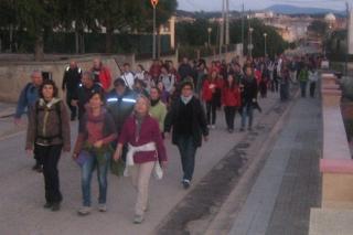 Caminada nocturna 1 - Dissabte, 24 de març de 2012
