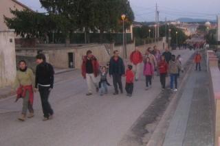 Caminada nocturna 4 - Dissabte, 24 de març de 2012
