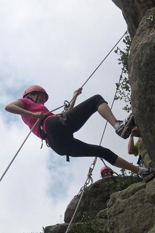 Curset d'escalada 1 - Dissabte 14 i diumenge 15 de juliol de 2012
