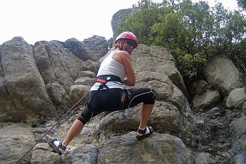 Curset d'escalada 3 - Dissabte 14 i diumenge 15 de juliol de 2012