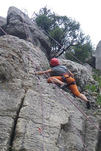 Curset d'escalada 4 - Dissabte 14 i diumenge 15 de juliol de 2012