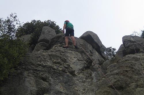 Curset d'escalada 5 - Dissabte 14 i diumenge 15 de juliol de 2012