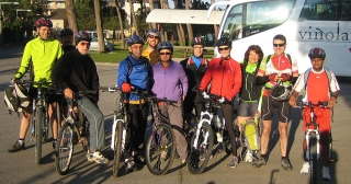 Bicicletada Caldes -Girona - Montfullà - Salitja - Caldes 1 - Diumenge, 5 de maig de 2013