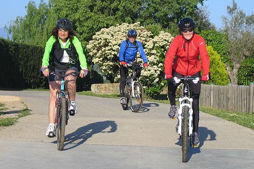 Bicicletada Caldes -Girona - Montfullà - Salitja - Caldes 4 - Diumenge, 5 de maig de 2013