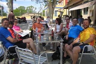 Bicicletada Caldes -Girona - Montfullà - Salitja - Caldes 5 - Diumenge, 5 de maig de 2013