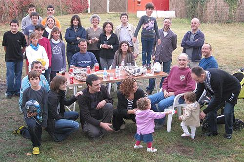 Castanyada 4 - Diumenge, 23 d'octubre de 2011