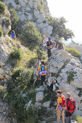 Castell de Bac Grillera 1 - Diumenge, 13 d'octubre de 2013