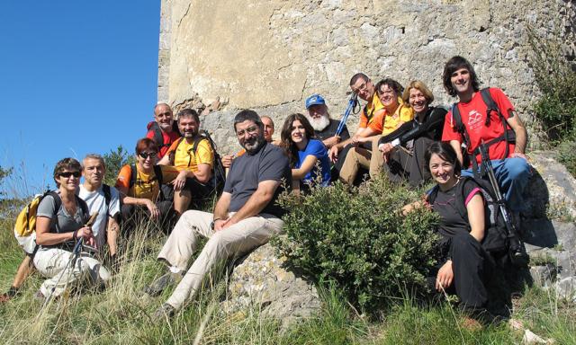Castell de Bac Grillera 5 - Diumenge, 13 d'octubre de 2013