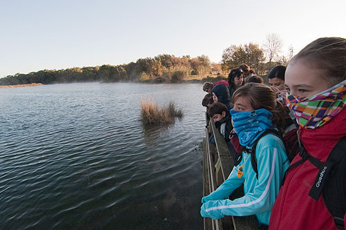 Volta pel Pla de l'Estany 1 - Diumenge, 27 de novembre de 2011