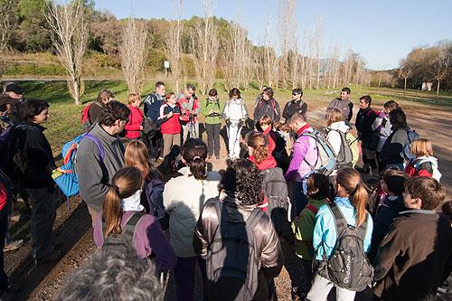 Volta pel Pla de l'Estany 2 - Diumenge, 27 de novembre de 2011