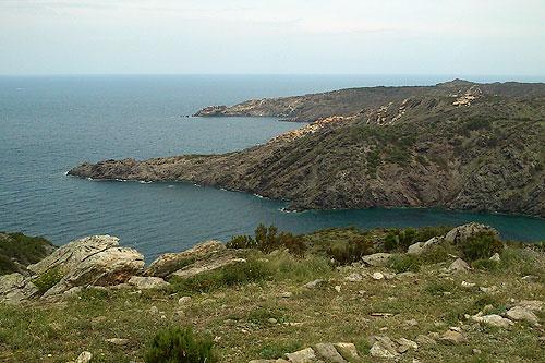 Del Port de la Selva a Cala Tavellera 5 - Diumenge, 3 de juny de 2012