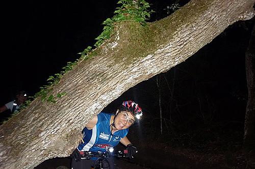Bicicletada a la Pineda fosca 5 - Dissabte, 30 de juliol de 2011