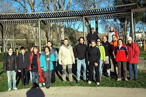 Ruta de l'exili 1 - Diumenge, 6 de febrer de 2011