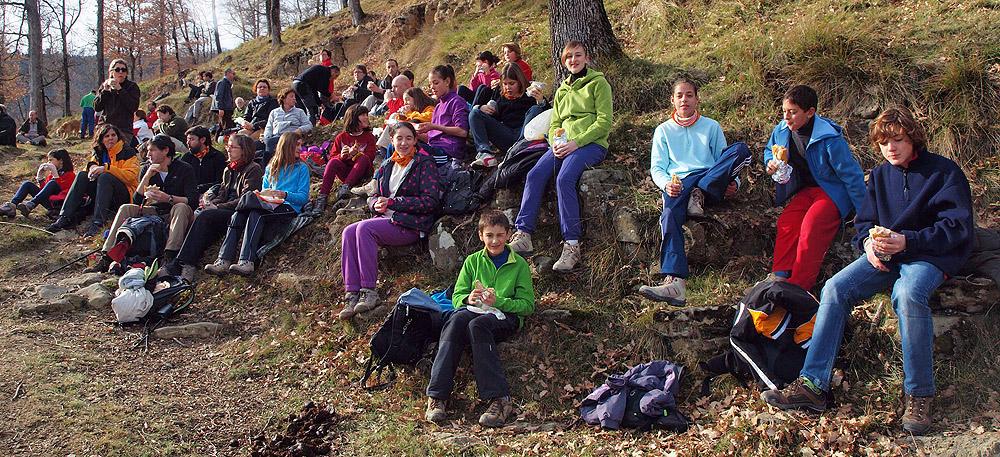 Sant Miquel de Falgars (o Castelló) 2 - Diumenge, 10 de febrer de 2013