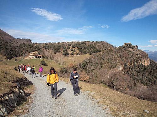 Sant Miquel de Falgars (o Castelló) 4 - Diumenge, 10 de febrer de 2013