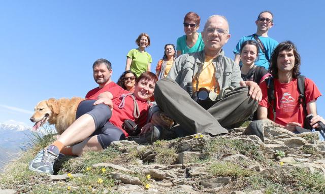 Comanegra i Puig de les Bruixes 1 - Diumenge, 13 d'abril de 2014
