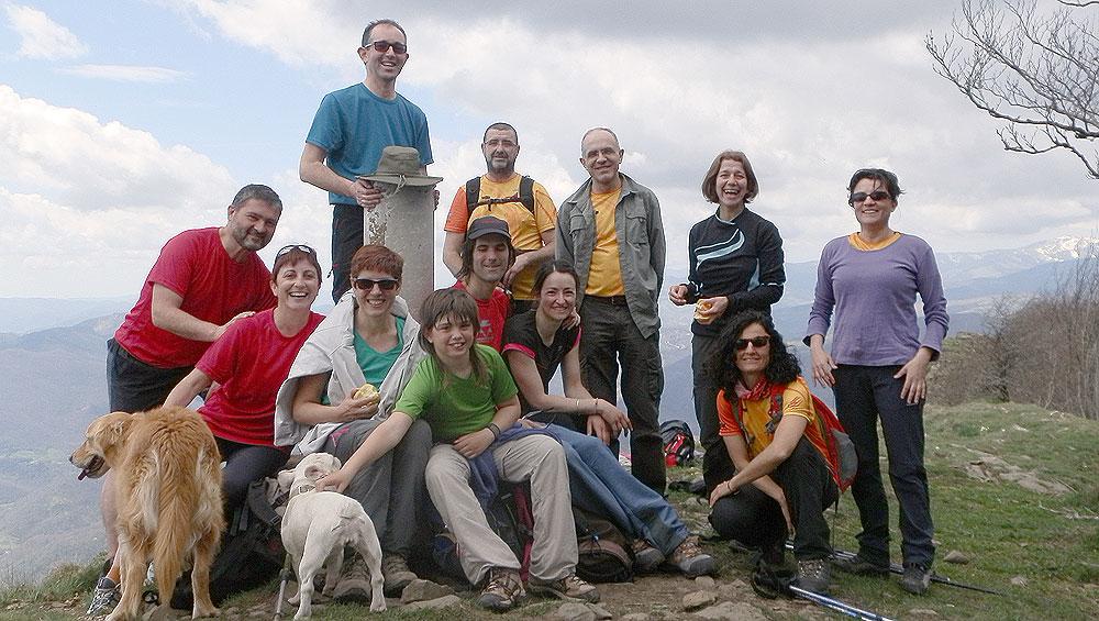 Comanegra i Puig de les Bruixes 4 - Diumenge, 13 d'abril de 2014