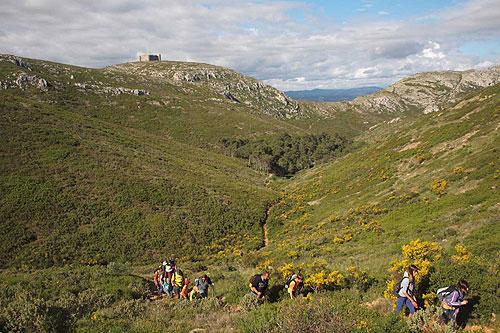 Excursió al Montgrí 1 - Diumenge, 19 de maig de 2013
