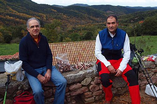 A collir castanyes 2 - Diumenge, 11 de novembre de 2012