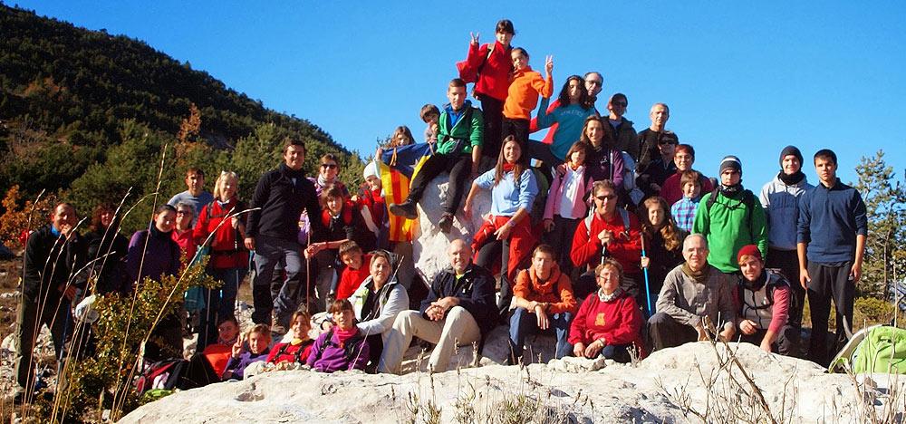 Cingles de Vallcebre 2 - Diumenge, 1 de desembre de 2013