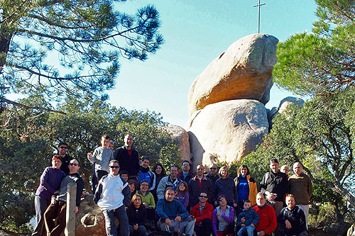 Excursió a Pedralta 2 - Diumenge, 2 de desembre de 2012