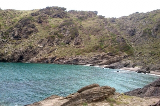 Del Port de la Selva a Cala Tavellera 1 - Diumenge, 3 de juny de 2012