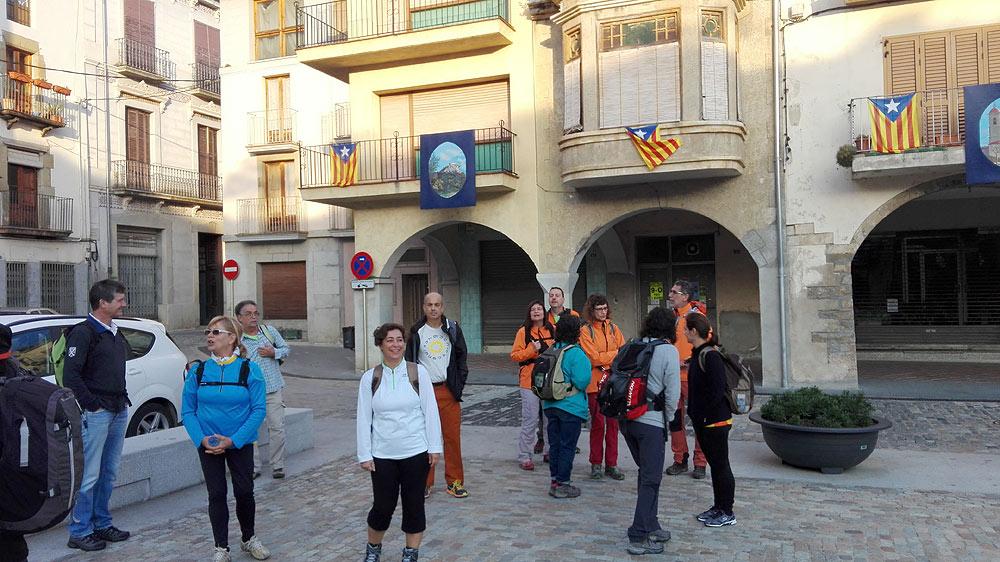 Tercera etapa del cami de Sant Jaume 1 - Diumenge, 9 d'octubre de 2016