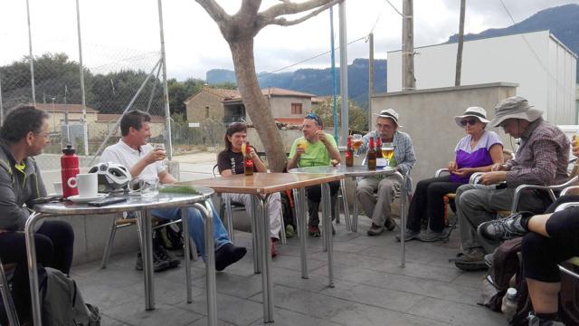 Tercera etapa del cami de Sant Jaume 2 - Diumenge, 9 d'octubre de 2016